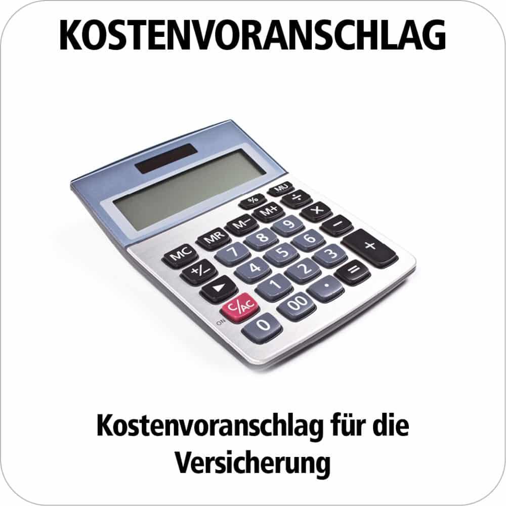 Unser Kostenvoranschlag für das Handy hilft Ihnen eine Entscheidung zu treffen