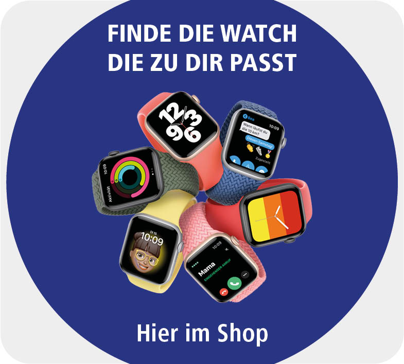 Apple Watch Modelle